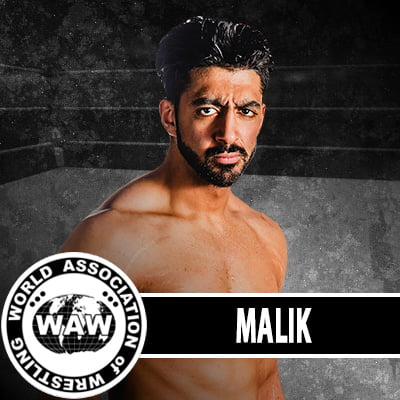 Malik WAW Roster Photo