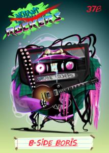 Mutant Rockers