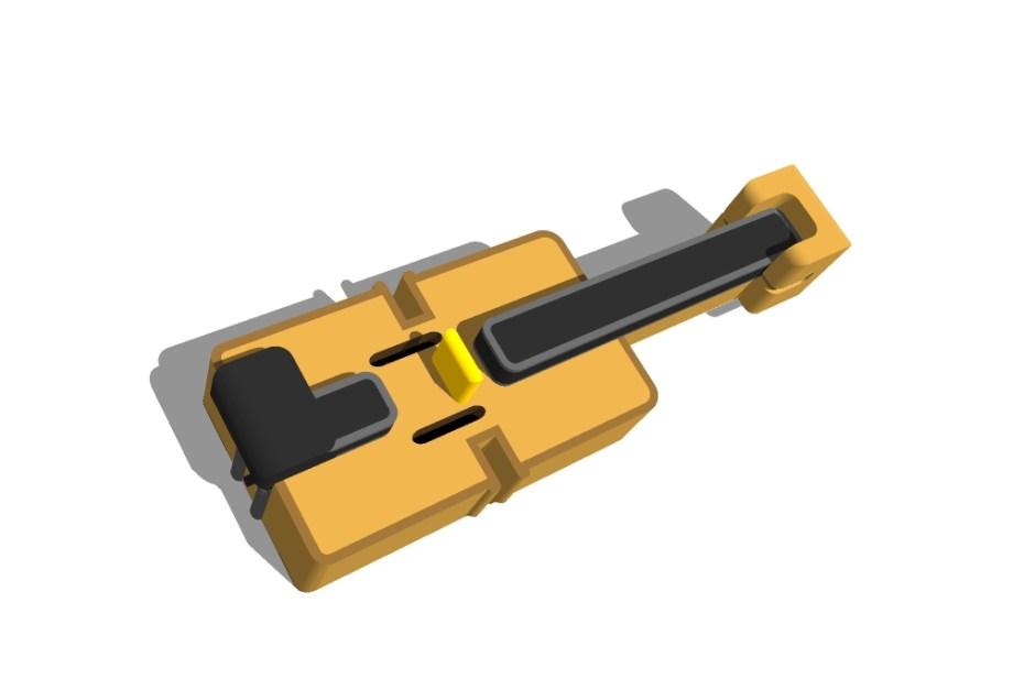 SaxoLaxo-3D-Cardboard-Violin-2