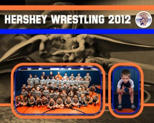 Hershey Wrestling Youth 8a