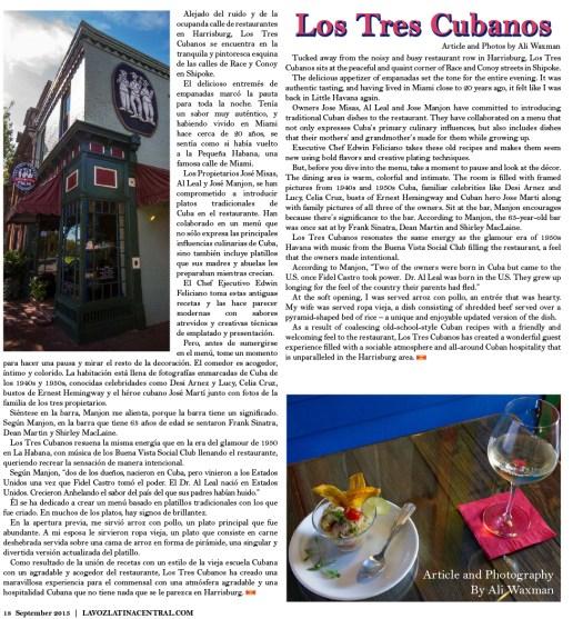 La Voz September 2015-18