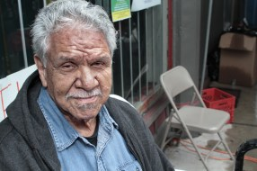 the burg old man
