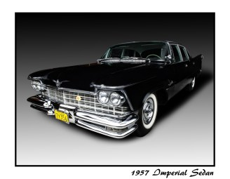 1957 Imperial double framed