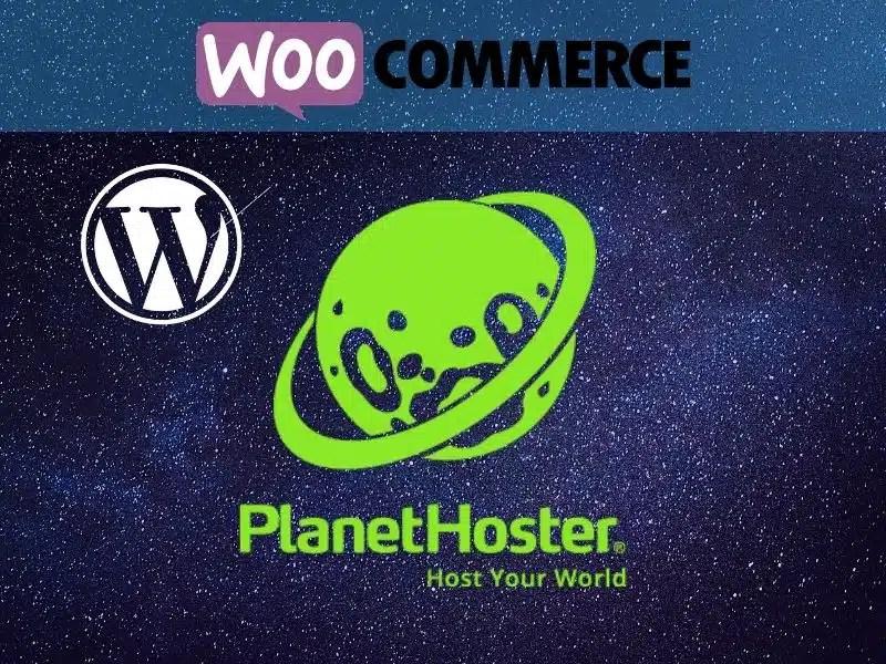 Planethoster Avis – Héberger WordPress et Woocommerce