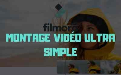 Code Filmora Wondershare Economiser sur l'achat du logiciel de montage video