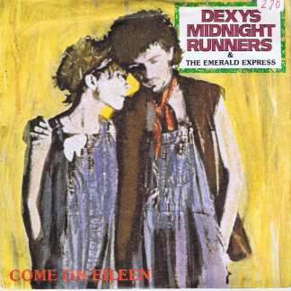 Dexys Midnight Runners - Come On Eileen - 7-inch Vinyl Record