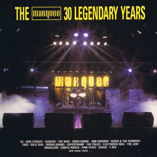 Various Artists – The Marquee - 30 Legendary Years - MQTV 1 - 2-LP Vinyl Record