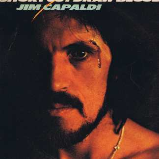 Jim Capaldi – Short Cut Draw Blood - ILPS 9336 - LP Vinyl Record