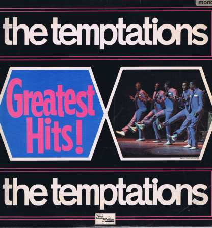The Temptations - Greatest Hits! - TML 11042 - LP Vinyl Record