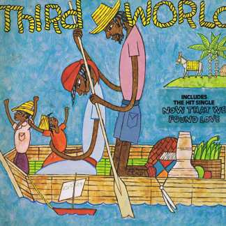 Third World ‎– Journey To Addis - ILPS 9554 - LP Record