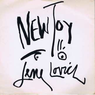 Lene Lovich – New Toy - BUY 97 - 7-inch Vinyl Record