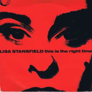 Lisa Stansfield – This Is The Right Time - 115 512 - Promo 7-inch Vinyl Record