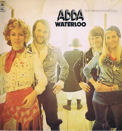 Abba - Waterloo – EPC 80179