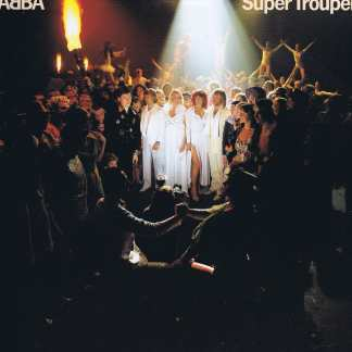 ABBA ‎– Super Trouper - Canada Press Vinyl