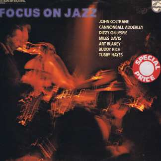 Focus On Jazz - Philips 6436 032 - LP Vinyl Record
