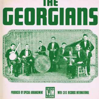 The Georgians – The Georgians Vol. 2 - VJM VLP 13