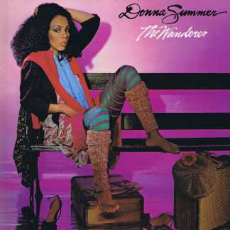 Donna Summer - The Wanderer - K 99124 - LP Vinyl Record