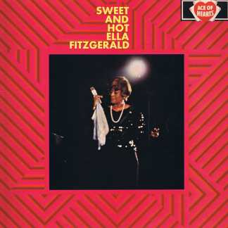 Ella Fitzgerald - Sweet And Hot - Ace of Hearts AH 153 - LP Vinyl Record