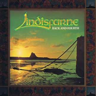 Lindisfarne - Back And Fourth – Mercury 9109 609 - LP Vinyl Record
