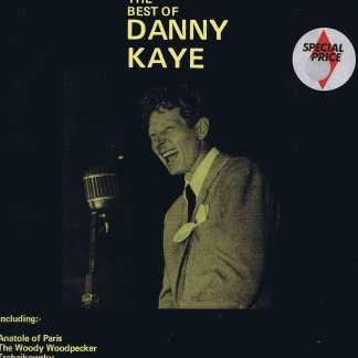 Danny Kaye – The Best Of Danny Kaye - MCL 1704 - LP Vinyl Record