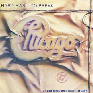 Chicago - Hard Habit To Break - W9214T - 12-inch Record