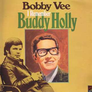 Bobby Vee - I Remember Buddy Holly - Sunset SLS 50318 – LP Vinyl Record