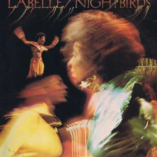 Labelle - Nightbirds - S EPC 80566 - A1/B1 LP Vinyl Record
