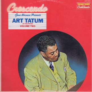 Art Tatum - Art Tatum At The Crescendo Vol Two - GNP 9026 - LP Vinyl Record