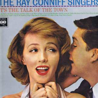 The Ray Conniff Singers - It's The Talk Of The Town – BPG 62044 LP Vinyl Record