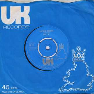 "Roy ""C"" – Shotgun Wedding - UK 19 - 7-inch Vinyl Record"