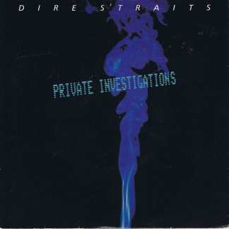 Dire Straits – Twisting By The Pool EP - DSTR1 - 7-inch Vinyl Record