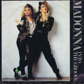 Madonna - Into The Groove - W 8934