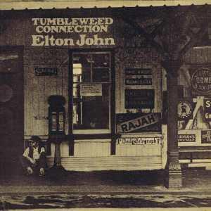 Elton John – Tumbleweed Connection - DJLPS 410 - LP Vinyl Record