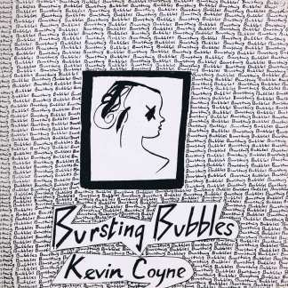 Kevin Coyne – Bursting Bubbles - Virgin V2152 - LP Vinyl Record