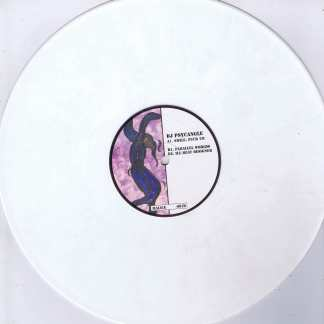 DJ Psycangle – Smile, Fuck Up - MALICE 001 - 12-inch Vinyl Record