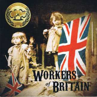 Queensbury Rules – Workers Of Britain - GZ-007 - 7-inch Record