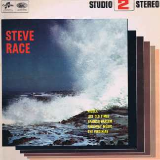 Steve Race - Columbia - Studio 2 Stereo - TWO 137 - LP Vinyl Record