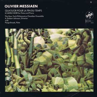 Messiaen - Quatuor Pour La Fin Du Temps - STGBY 670 - LP Record