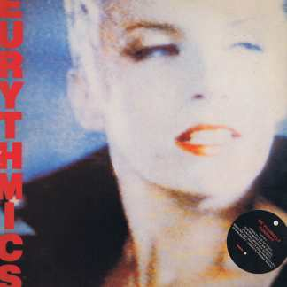 Eurythmics – Be Yourself Tonight – RCLP 20336 - Greek LP Record