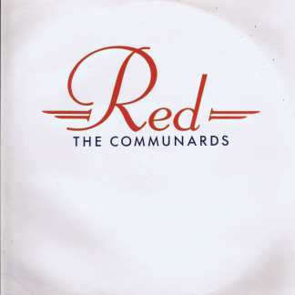 The Communards - Red – LONLP 39 – LP Record #communards