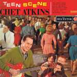 Chet Atkins - Teen Scene - RD-7602 - RCA Victor Red Spot - LP Vinyl Record