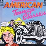 Golden Hour Presents American Teenage Classics - GH 854 - LP Vinyl Record