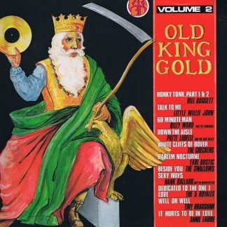 Various - Old King Gold - Volume 2 - BID 8028 – LP Vinyl Record