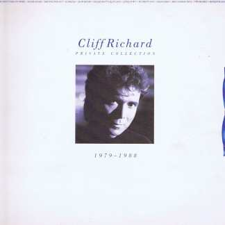 Cliff Richard - Private Collection 1979-1988 - CRTV 30 - 2-LP