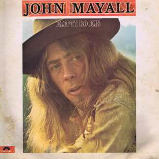 John Mayall – Empty Rooms - 583 580 - LP Vinyl Record