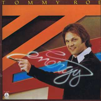 Tommy Roe - Energy - Monument 34182 – LP Vinyl Record