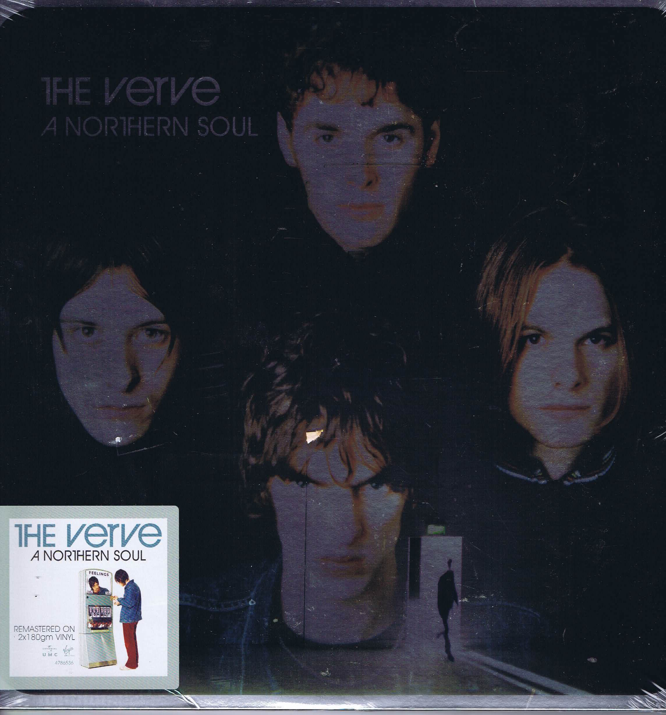 The Verve - A Northern Soul - 4786539 - 2-LP Vinyl Record