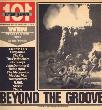 Various Artists - Beyond The Groove - 2478 140 - LP Vinyl Record