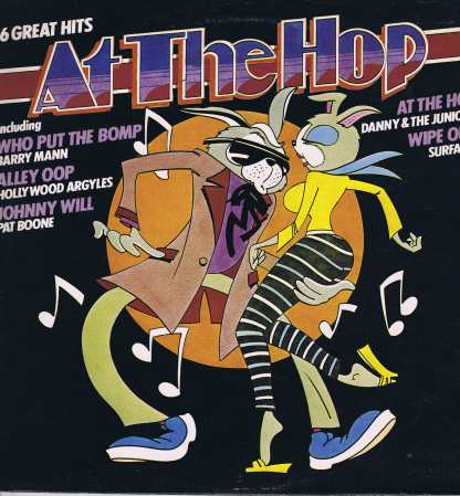 Various Artists - At The Hop – ABCL 5175 - LP Vinyl Record