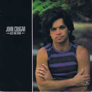 John Cougar – Jack And Diane - RIVA 37 - 7-inch Vinyl Record